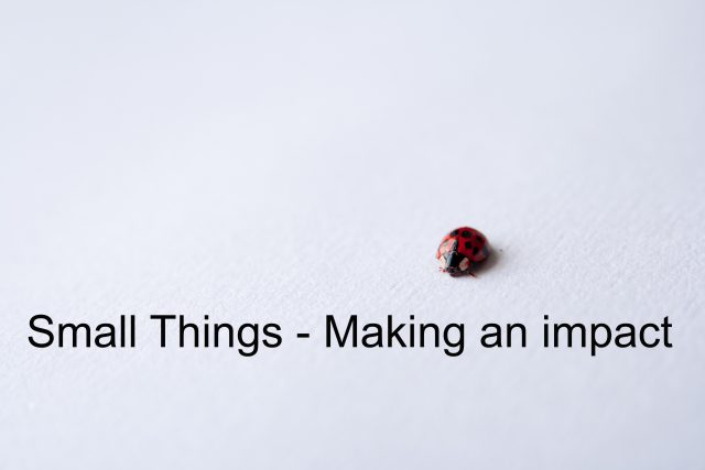tite small things